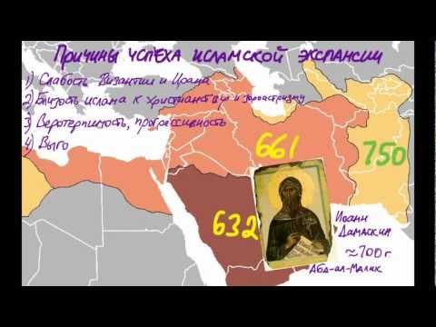 Исламские завоевания. Первые 100 лет джихада