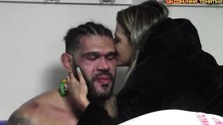 Силва после боя с Минаковым / Silva - Minakov. Post-fight video (no comment)