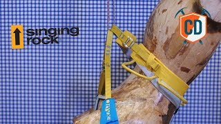 How A Sport Climbing Harness Is Made With Singing Rock | Climbing Daily Ep.1124