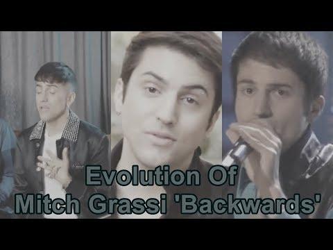 Evolution Of Mitch Grassi 'Backwards'