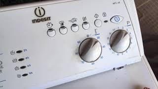 indesit washing machine problems flashing lights - मुफ्त