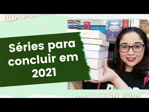 SÉRIES PARA CONCLUIR EM 2021 ?   Biblioteca da Rô