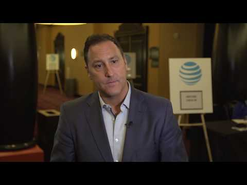 Mike Zeto Talks Smart Cities at CES 2019 |AT&T-youtubevideotext