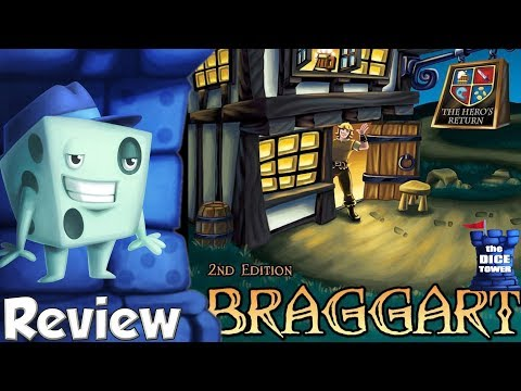 Braggart Review - with Tom Vasel