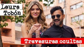 Travesuras ocultas de Laura Tobón, Autostar Tv 2, capítulo 3