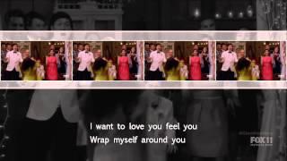 Glee i'm so excited Lyrics