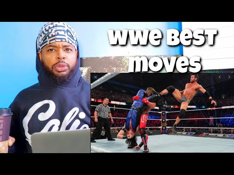 WWE Best Moves of 2019 - NOVEMBER | Reaction