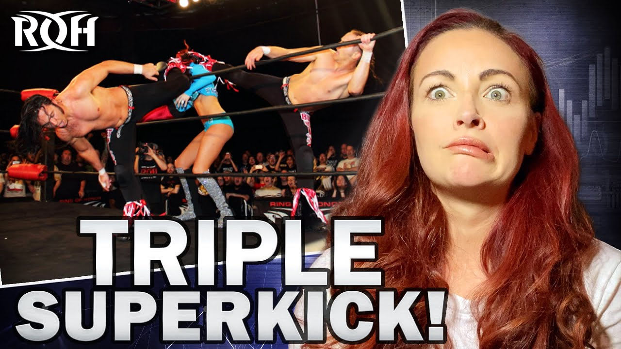 Maria Kanellis Reacts To Bullet Club Vs. Kingdom Match, NJPW Announces New Stipulations, ROH Week By Week