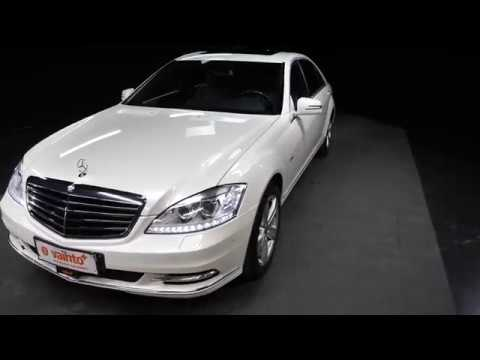 Mercedes-Benz S 350 BlueTec L 4Matic Business A, Sedan, Automaatti, Diesel, Neliveto, KPP-593