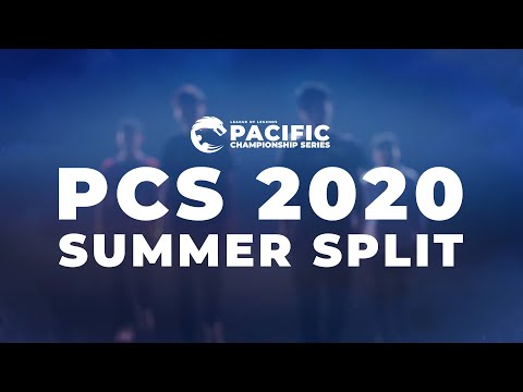 PCS 夏季賽預告影片