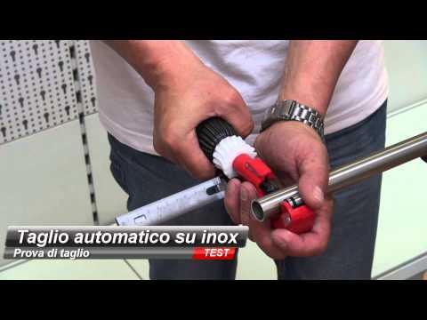 Video Tagliatubo Speedcutter