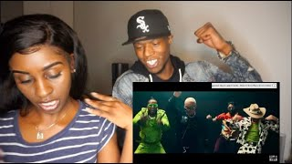 LATINO GANG 🔥 Major Lazer   Que Calor (feat. J Balvin & El Alfa) REACTION!