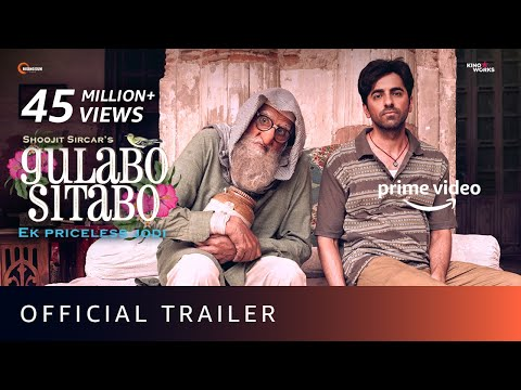Gulabo Sitabo (2020) Film Details by Bollywood Product