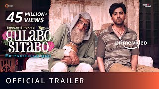 Gulabo Sitabo - Official Trailer | Amitabh Bachchan, Ayushmann Khurrana | Shoojit, Juhi | June 12 - Download this Video in MP3, M4A, WEBM, MP4, 3GP