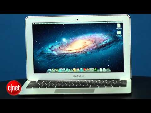 Apple MacBook Air (11-inch, June 2012)