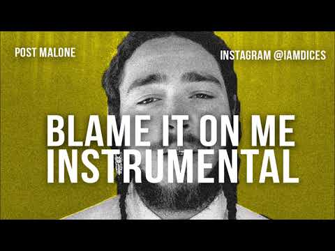 Blame It on Me Instrumental