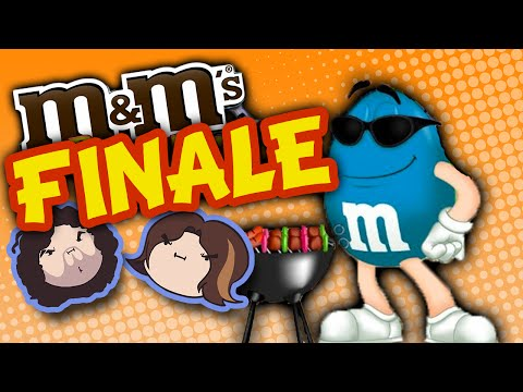 m&m beach party wii game review