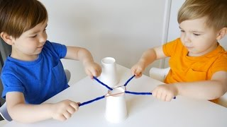 Teamwork Activities for Kids
