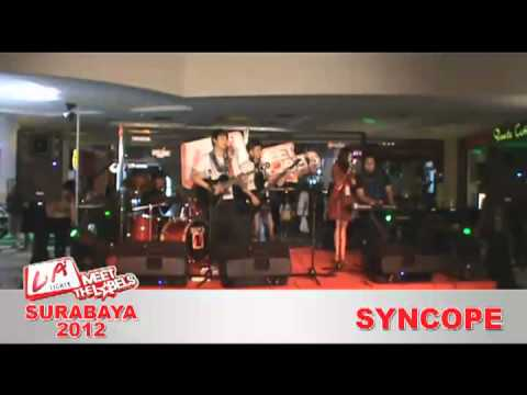 LA Lights Meet The Labels 2012 SURABAYA - SYNCOPE
