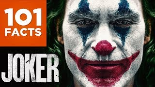 101 Facts About The Joker