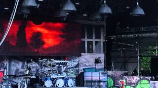 Dream Theater: Illumination Theory 12.07.2014 Stadtpark Hamburg