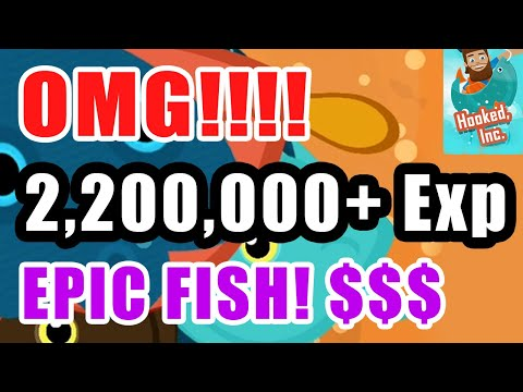 🥇 Download Hooked Inc: Fisher Tycoon (MOD Unlimited Money)   Cheats