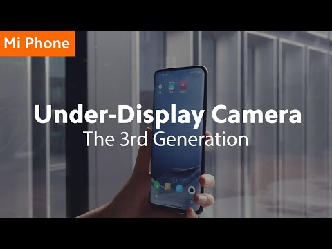 Uskoro kamera ispod ekrana mobilnog telefona