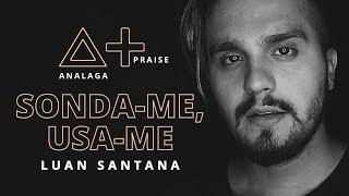 Luan Santana - Sonda-me, Usa-me (Cover)