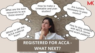 How I Passed my ACCA exams | 5 Questions of every ACCA student | Study Material | Tuitions | Updates