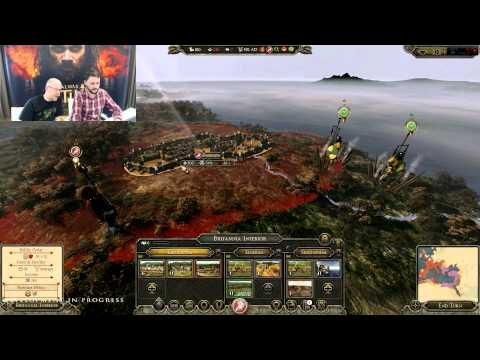 Gameplay de Total War: ATTILA