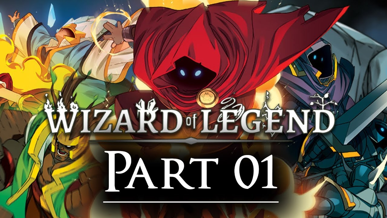 Wizard of Legend (Co-Op) – Part 1: Legendäre Zauberer