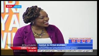 Dira ya Wiki: Kinyang'anyiro 2017; Wagombeaji waonyesha jinsi siasa sio lazima uwe na pesa pt 2