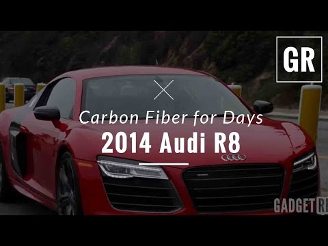 2014 Audi R8 V10 Plus Drive and Review - Gadget Review