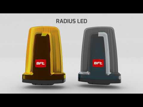 Radius LED