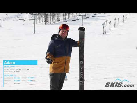 Video: Rossignol Blackops Smasher Skis 2021 1 50
