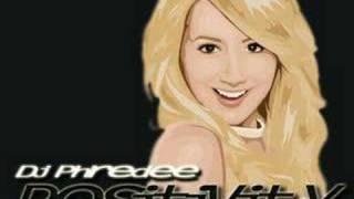 Ashley Tisdale - Positivity (Remix/Edit)