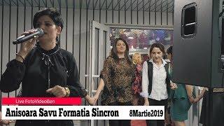 Anisoara Savu Formatia Sincron* 8martie2019*Vapor Mehedinti*Colaj Joc*Full HD