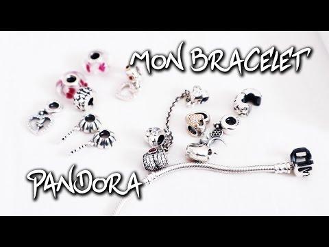 Mon bracelet Pandora • Ma collection de charms et leur signification