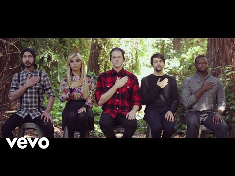 [Official Video] White Winter Hymnal - Pentatonix (Fleet Foxes Cover) Mp3