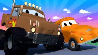 Monster truck Marley zkazí představení! - Odtahové auto Tom z Města Aut
