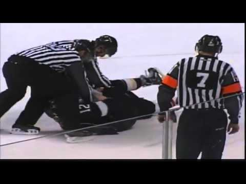 Marc-Olivier Roy vs. Spenser Cobbold