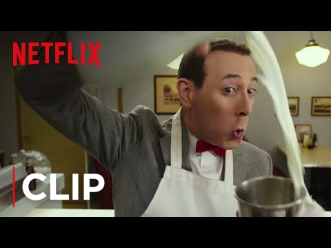 Pee-wee's Big Holiday (Clip 'Milkshake')
