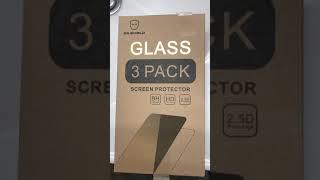 Nokia 9 Prureview w/Glass Screen Protector WORKING w/ Fingerprint Unlock