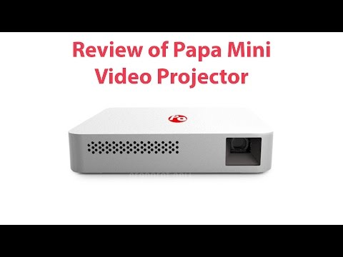 Mini Video Projector Review