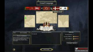 Empire Total War - Darth Mod and Imperial Splendour Install