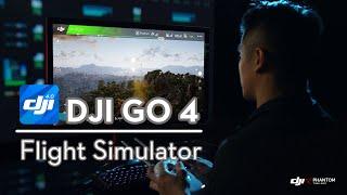 DJI GO 4 : Flight Simulator By DJI Phantom Thailand