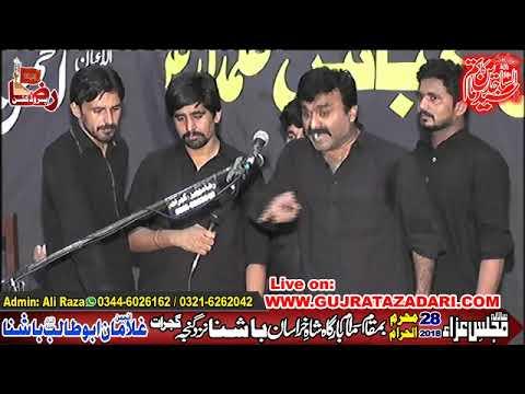 Qasida Moula Ghazi Abbas as   Zakir Qazi Waseem Abbas