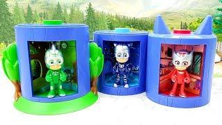 Мультики для детей с Героями в Масках с игрушек — Было бы счастье да несчастье помогло!