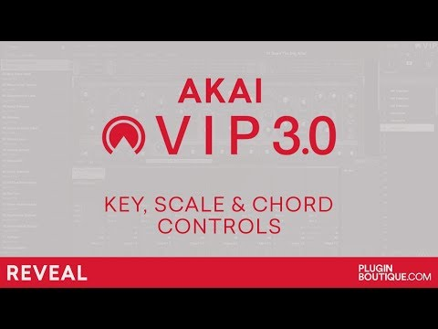AKAI VIP 3.0 - Key, Scale & Chord Control Tutorial Review