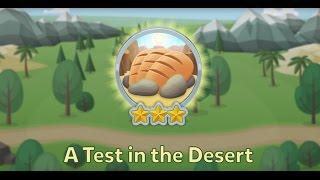 A Test in the Desert | BIBLE ADVENTURE | LifeKids